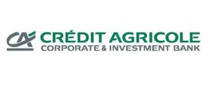 Logo Crédit agricole corporate & investment