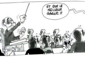 Chef d'orchestre, C.Binet