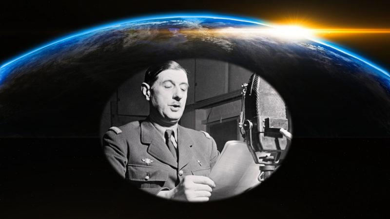 De Gaulle, une personnalité inspirante